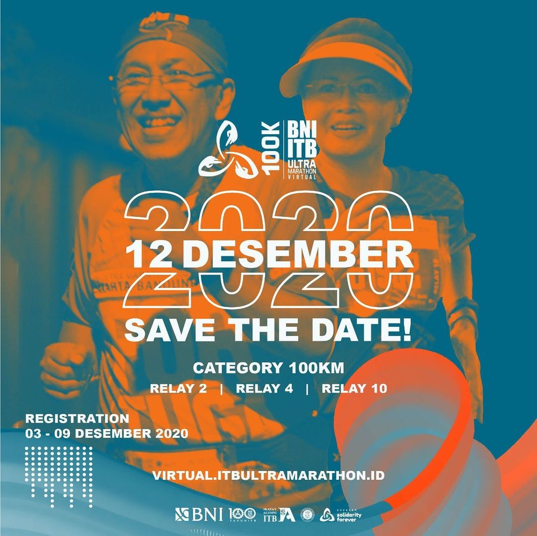 BNI - ITB Ultra Marathon - Virtual • 2020